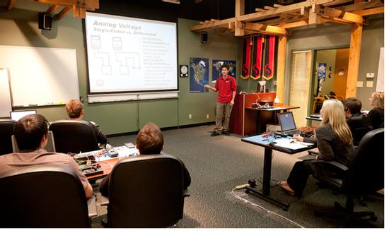 CSC Training Classroom