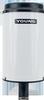 52202 Pluviómetro cazoletas (0.1mm/vuelco), calefactado
