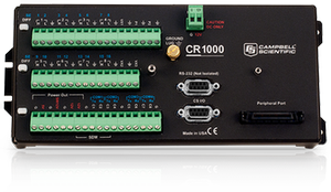 Download and Install LoggerNet and Connect to CR10Datalogger