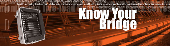 Data Acquisition for Bridge Testing