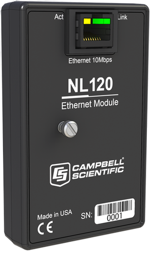 NL120 Ethernet Interface