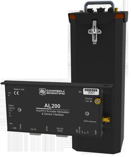 ALERT200 ALERT2 Basic Remote Data Platform with 3 Sensor Inputs and AL200