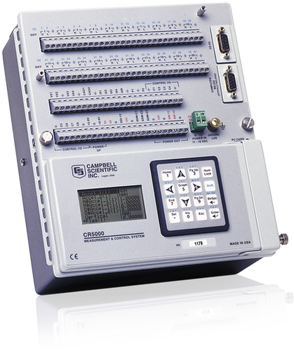 CR5000 Measurement and Control Datalogger