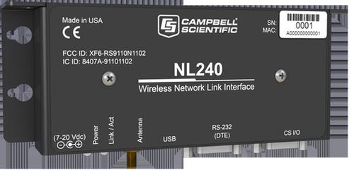 NL240 Wireless Network Link Interface