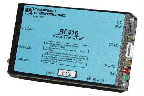 RF416 2.4 GHz Spread-Spectrum Radio