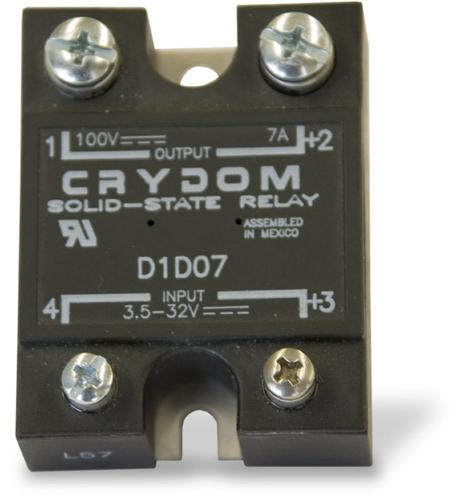 7321 SPST Single-Channel Solid-State Relay
