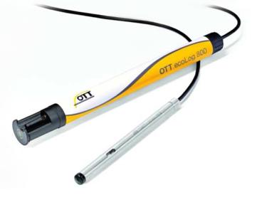OTT ecoLog800 3G Groundwater System