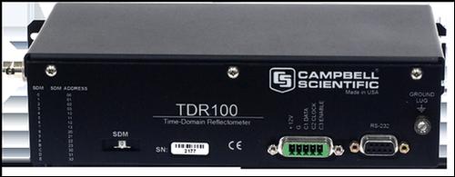 TDR100 Réflectomètre en domaine temporel
