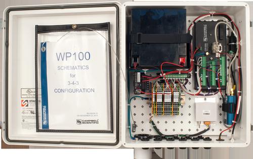 WP100 Wind Prospecting System