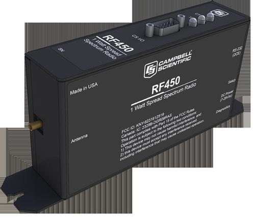 RF450 900 MHz 1 W Spread-Spectrum Radio