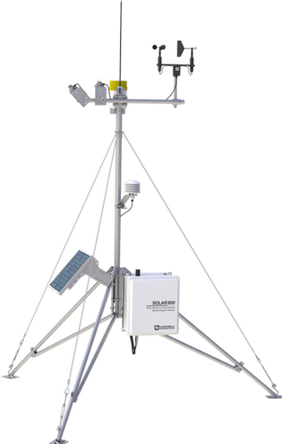 SOLAR800 太阳能资源评估系统