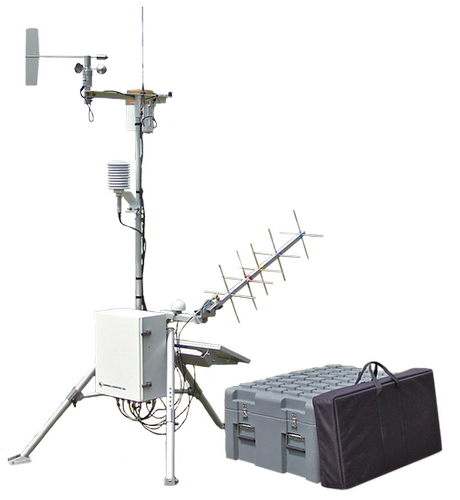 RAWS-F Remote Automated Weather Station, Fire Weather