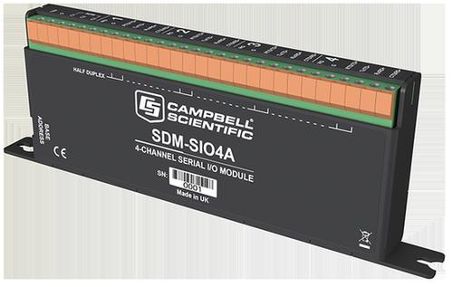 SDM-SIO4A 4-Channel Serial I/O Module