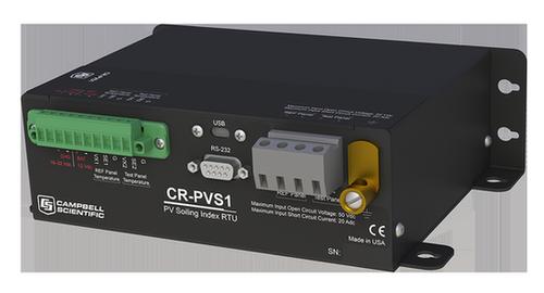 CR-PVS1 RTU medida índice de suciedad en módulos fotovoltaicos