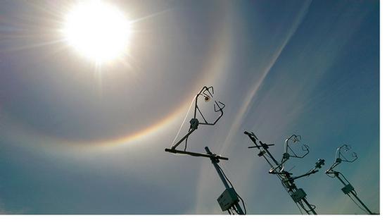 flux-blue-sky-sun