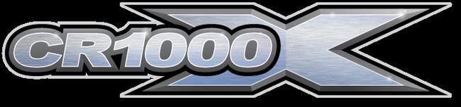 Logo de la CR1000X