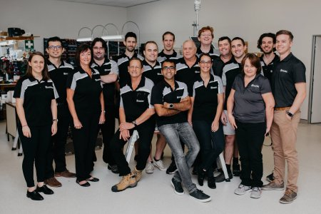 Campbell Scientific Australia Team