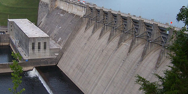 dam monitoring—structural