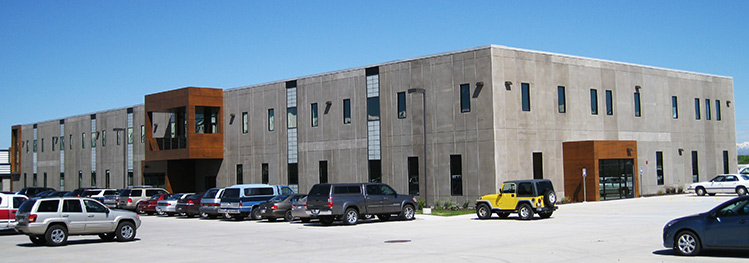 Campbell Scientific building 4