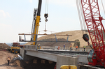 utah: post-tensioned, fiber-reinforced, precast bridge deck