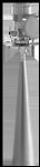 cs477-l radar water-level sensor, 70 m maximum distance