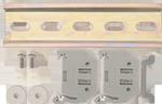 25458 5 in. din-rail mounting kit