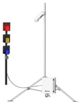 LW110 Lightning Warning System