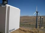 加利福尼亚州: 风电场监测