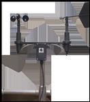 03002-met2 wind sentry set kit for met200
