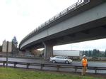 俄勒冈州: 卡马尔大桥结构响应