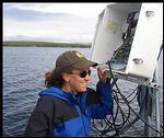 alaska: monitoring mixing dynamics in lake toolik