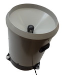 cs703-met2 hydrological services tb6 rain gage kit for met200