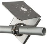 cm255 solar adjustable-angle mounting stand