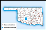 oklahoma mesonet: meteorological network
