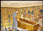 egypt: preserving king tut's tomb