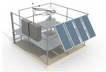 CSP100 Concentrated-Solar-Power Monitoring Package