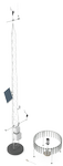 mesopro 科研级中尺度气象站