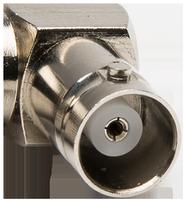 BNC female jack connector