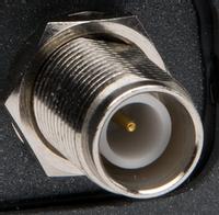 RPTNC female jack connector