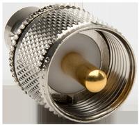 UHF (PL259) male plug connector