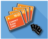 pick a memory card, but not just any memory card