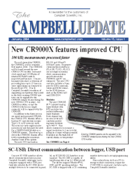 campbell update 1st quarter 2004
