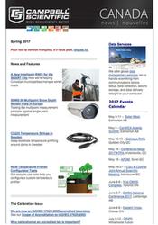 csc newsletter spring 2017