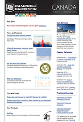csc newsletter fall 2016