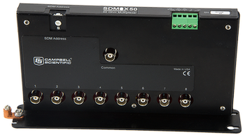 SDM8X50 Coaxial Multiplexer for TDR Systems