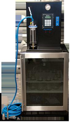 stationary water sampler