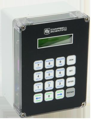 water sampler controller