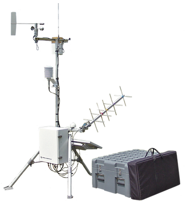 portable automated weather station