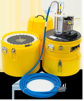 discrete water sampler