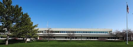 Campbell Scientific, Inc. headquarters
